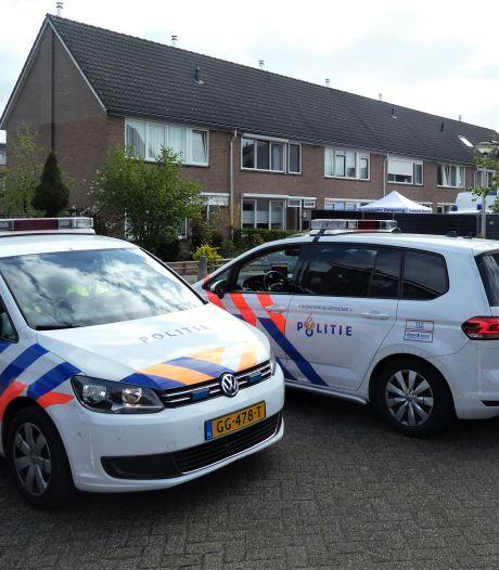 Politie maakt reconstructie van dood pasgeboren baby in Haaksbergen