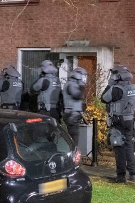Veertig invallen bij motorbende Caloh Wagoh, kopstukken gearresteerd