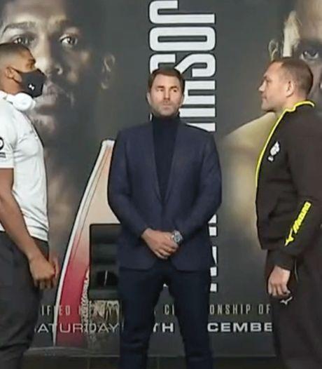 'Fury ziet Poelev als favoriet tegen Joshua'