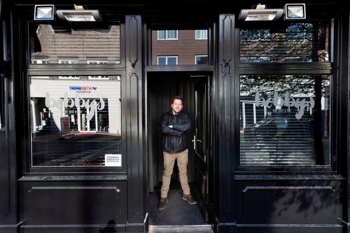 Geert Blenckers,  getroffen horecaondernemer door de coronacrisis.