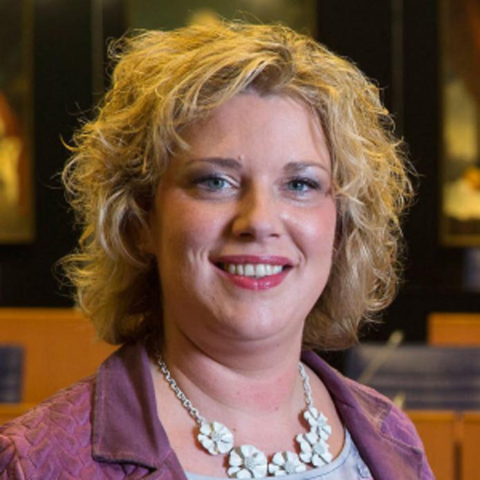 Ankie de Hoon, lid Provinciale Staten van Brabant voor het CDA.