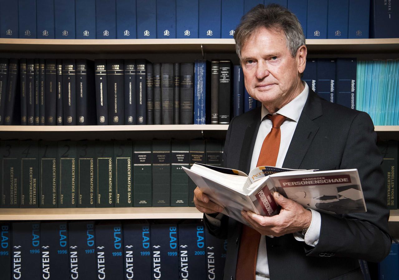 Rob Bedaux treedt op namens 28 slachtoffers in de Tilburgse chroom-6 affaire.