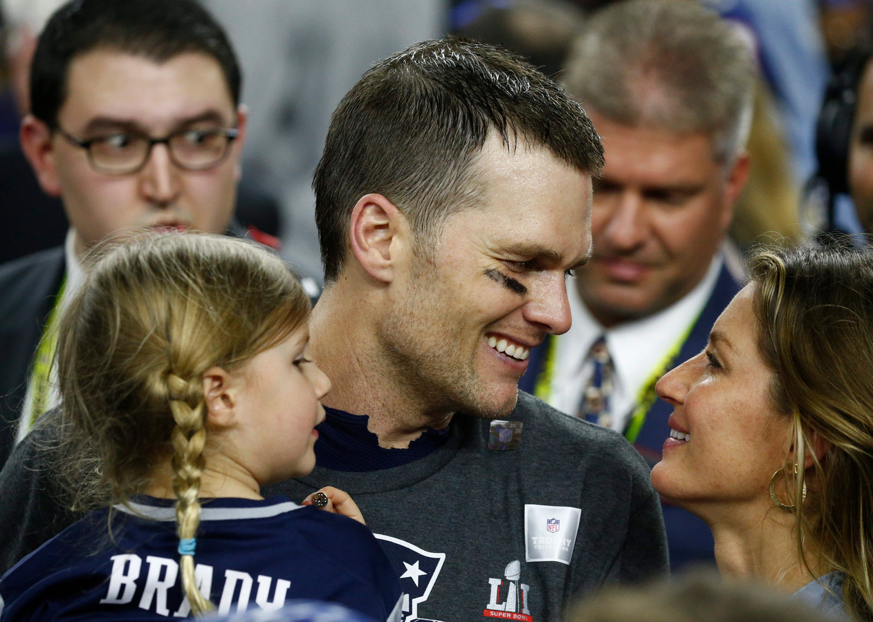 Na succes van The Last Dance ook serie over Tom Brady