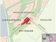 Lansingerland pikt stukje grond van Rotterdam in