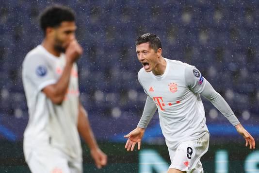 Robert Lewandowski scoorde op bezoek bij Salzburg pas zijn eerste twee Champions League-goals van dit seizoen. Vanavond zal de topscorer van vorig jaar (15 goals) op jacht gaan naar meer.