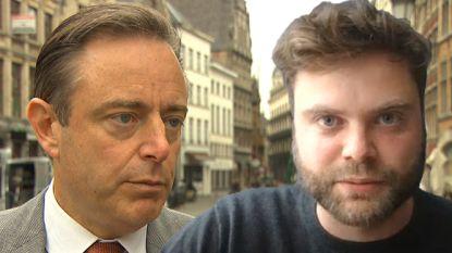 """""""Geen racistische uitspraken bij partijtop"""": journalist die opname De Wever maakte, wilde intern en extern discours N-VA vergelijken"""