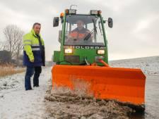 Dordtse wegen veilig dankzij de sneeuwschuivers en strooiwagens van Neels