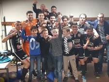 Futsal Apeldoorn pas in de tweede helft op stoom