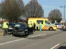 Vrouw gewond bij ongeluk in Rijssen