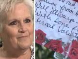 Elle reçoit des fleurs de son défunt mari le jour de la Saint-Valentin