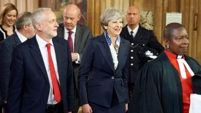 May weigerde Labourleider Corbyn inzage in dossier over Vergiftiging Russische ex-dubbelspion Skripal