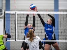 Volleybalcompetitie voor tweede jaar op rij niet afgemaakt; ook streep door zaalkorfbal