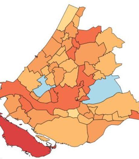 Twintig procent meer werklozen in de Drechtsteden, maar 'buurman' Gorinchem spant de kroon
