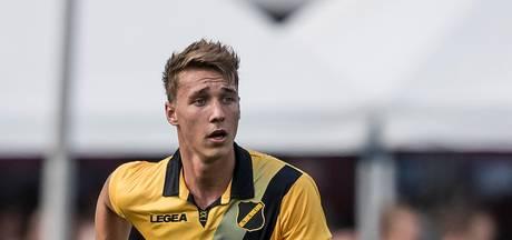 Driejarig contract voor Zeeuwse verdediger Daan Klomp