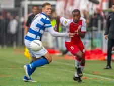 Marlon Versteeg weg bij Spakenburg én De Graafschap en op zoek naar nieuwe club