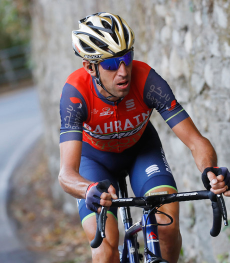 Nibali meldt zich op laatste moment af voor San Juan
