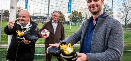 Deze voetbalclub opent een snackbar in de kantine: 'Misschien doen andere verenigingen ons wel na'