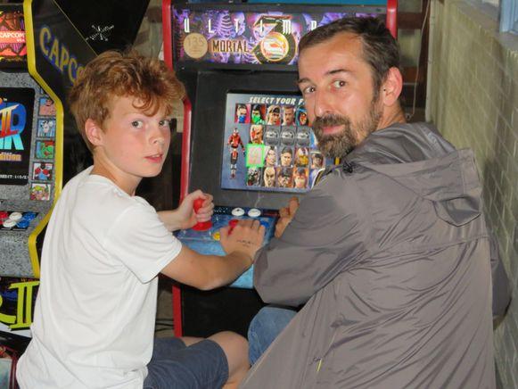 Emiel en Michel uit Alsemberg vinden de expo alvast een aanrader