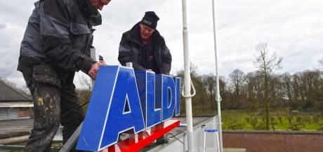 Nieuwe Aldi opent vrijdag in Oosterhout, maar zonder toeters en bellen
