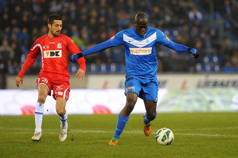 Koulibaly zag er niet te best uit bij de tweede tegentreffer.