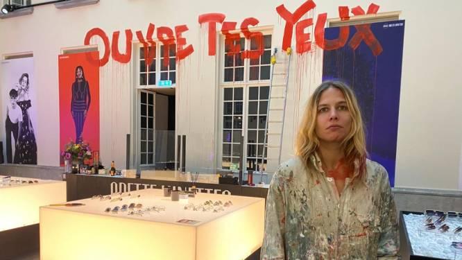 """Vandalisme in brillenwinkel Eline De Munck? """"Dit is een oproep om de lokale economie te steunen"""""""