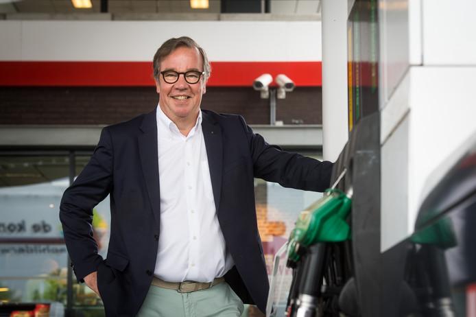 Paul Smits wil een waterstoftankstation in Roosendaal beginnen. Foto René Schotanus/Pix4Profs