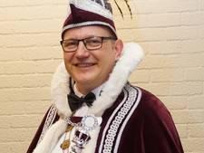 Twan Liebregts 57e prins van De Pintewippers