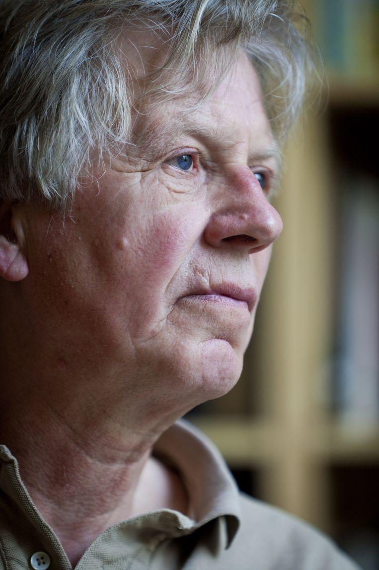 Hans Achterhuis Beeld Valerie Kuypers