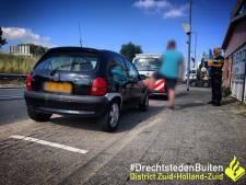 Man (50) heeft 1700 euro aan boetes openstaan en moet rijbewijs inleveren