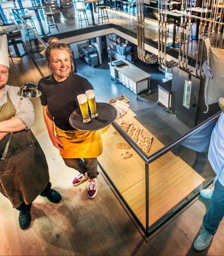 Broodbrouwers is heerlijke aanwinst op Binckhorst: Warme bistro met een bijzondere missie