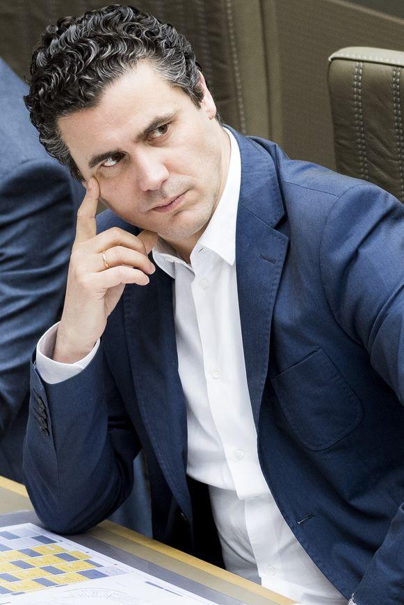 Joris Vandenbroucke (sp.a)