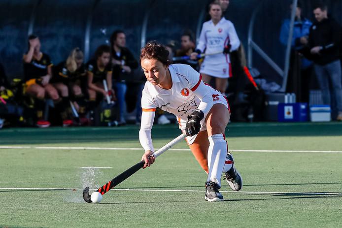 Oranje-Rood verloor van HC Den Bosch.