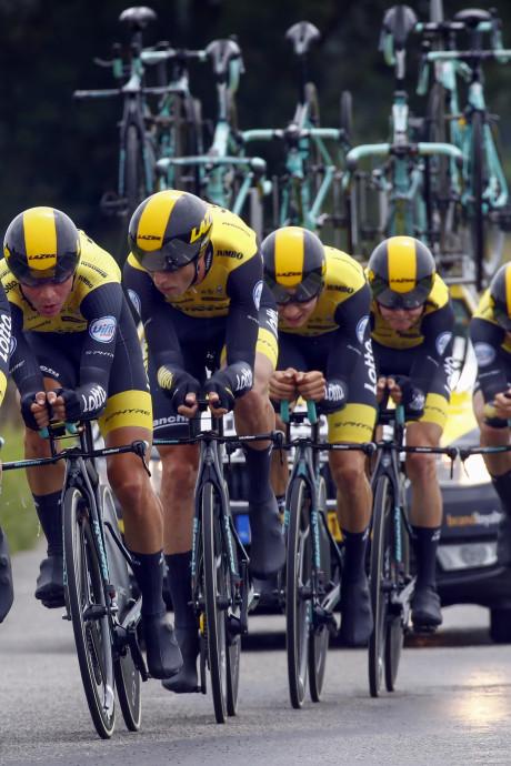Provincie Utrecht geeft groen licht voor start Ronde van Spanje