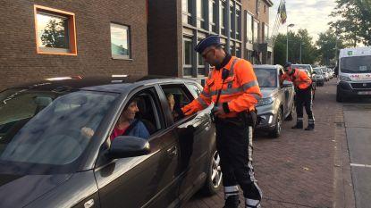 Chauffeur met 1,87 promille betrapt