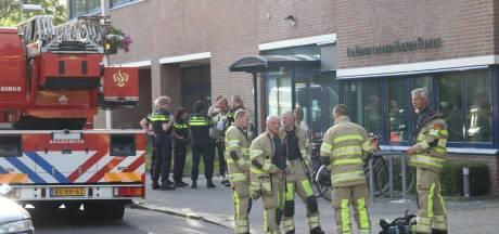 Patiënt steekt matras in de fik in Utrechtse kliniek: brand onder controle