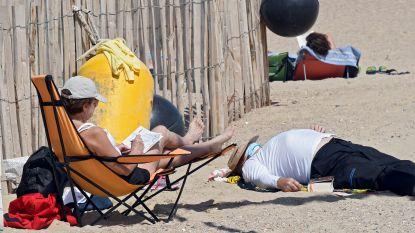 Groot Strand in Oostende al volzet voor zaterdag: kust verwacht megadruk weekend