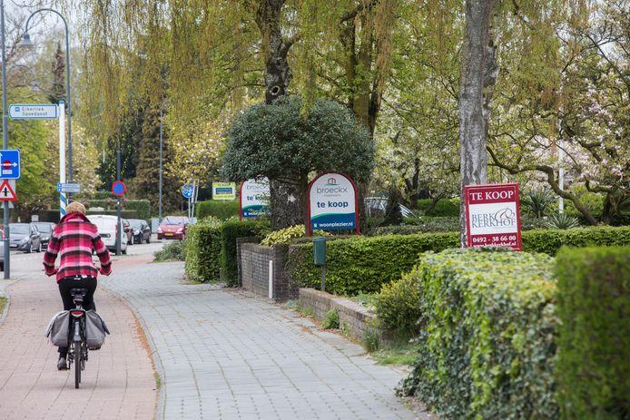 Woningen te koop in de Wesselmanlaan in Helmond.