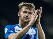 Ook PEC Zwolle heeft nu een scorende invaller in de ploeg