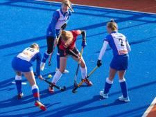 Hockeyers van Hattem en Zwolle laten het vreselijk afweten