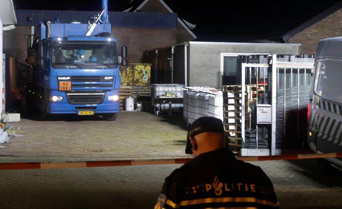 In november 2019 werd aan de Dorpsstraat in St. Willebrord een cocaïnewasserij opgerold.