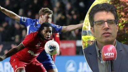 """Van Gucht: """"Voetbal in België kán nog, het is vooral de schrik voor clandestiene bijeenkomsten die groot is"""""""