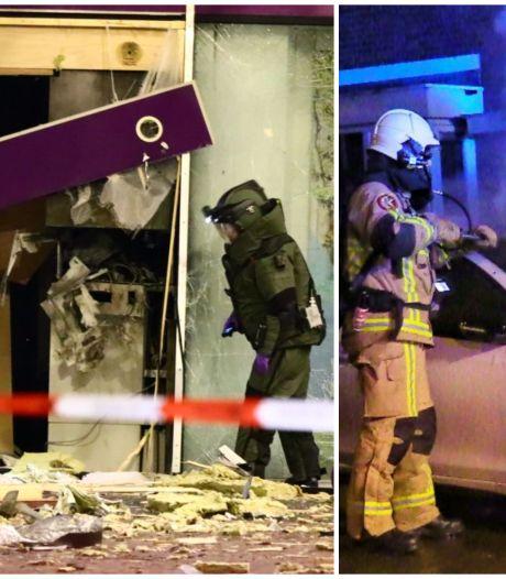 Gemist? Enschede opgeschrikt door plofkraak in winkelcentrum en trieste mijlpaal autobranden