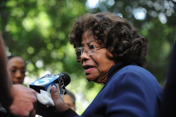 Katherine Jackson, the mother of the late Michael Jackson