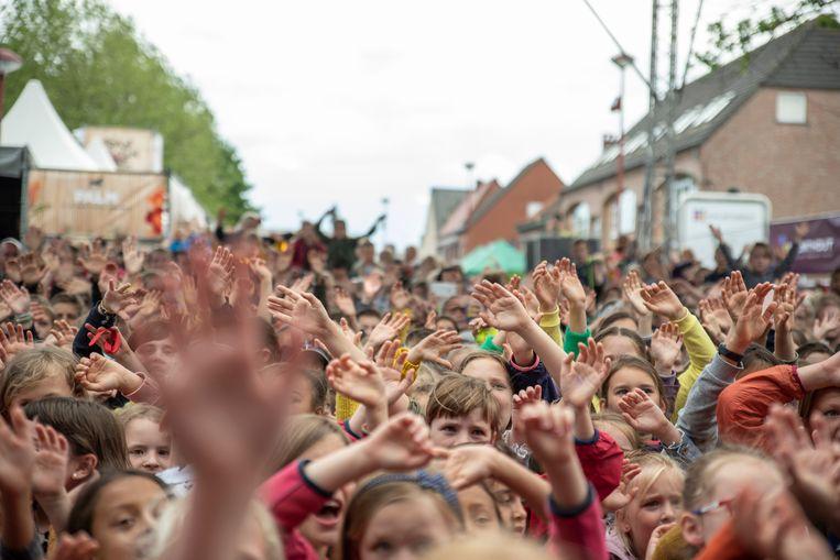 De Straatfeesten waren weer een groot succes.