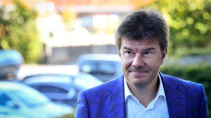 """Minister Sven Gatz wil 'Slimste Mens van de Wetstraat' worden: """"Politici die geen tijd hebben om zich voor te bereiden... Flauw, hoor!"""""""