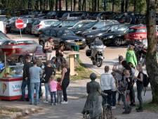 Motorrijders willen graag rol bij onderzoek naar verkeer op Posbank