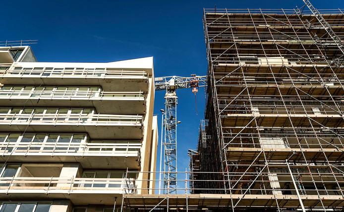 Bouwers leveren dit jaar in Gouda en omliggende gemeenten zeker 500 woningen op