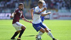 Praet groeit bij Sampdoria