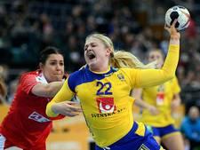 Zweedse vrouwen naar halve finale WK handbal