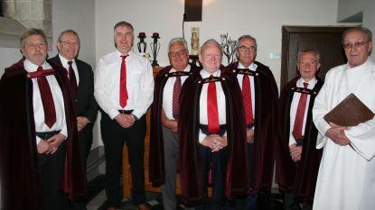 Nieuwe leden voor Confrérie Sincte Moor